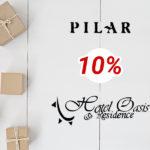 Buono sconto al Ristorante Pilar